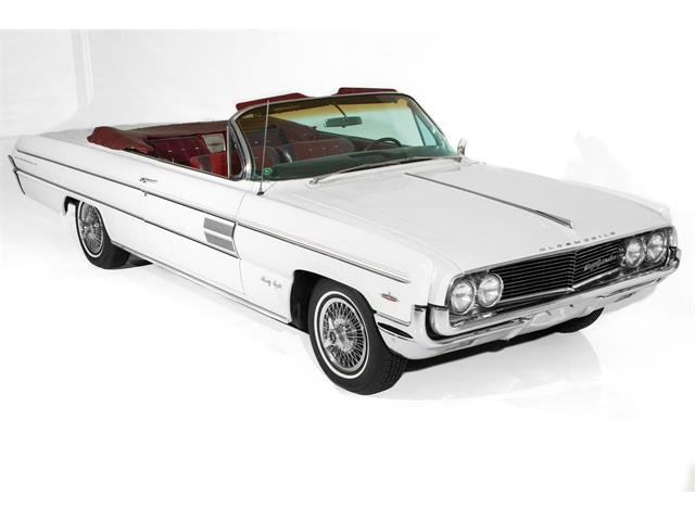 Picture of Classic 1962 Oldsmobile 98 - $26,900.00 Offered by  - QKYW