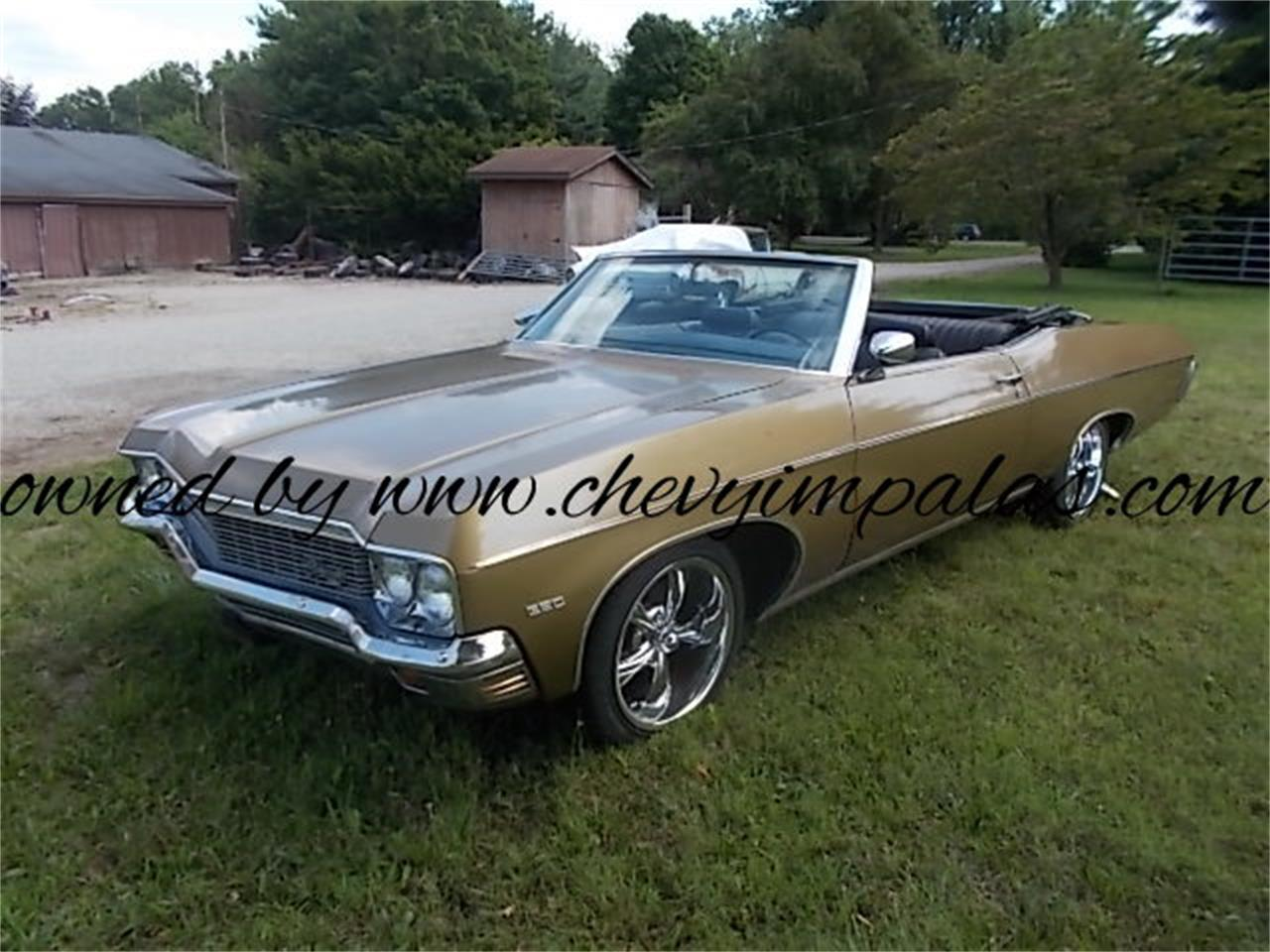Large Picture of '70 Impala located in Ohio - $9,500.00 Offered by ChevyImpalas.Com - QML6