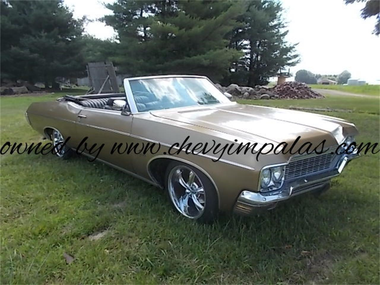 Large Picture of Classic '70 Chevrolet Impala located in Ohio - $9,500.00 Offered by ChevyImpalas.Com - QML6