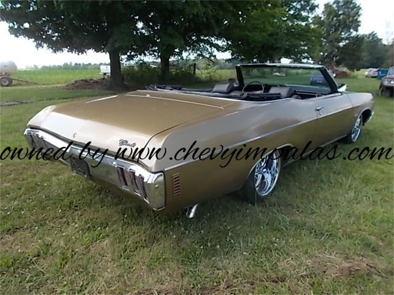 Large Picture of Classic '70 Impala located in Creston Ohio Offered by ChevyImpalas.Com - QML6
