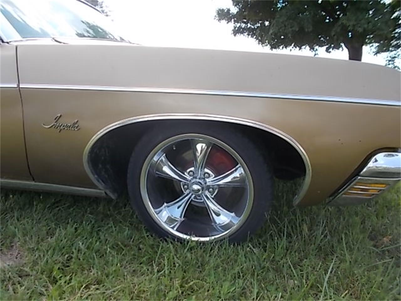 Large Picture of '70 Chevrolet Impala located in Creston Ohio - $9,500.00 - QML6