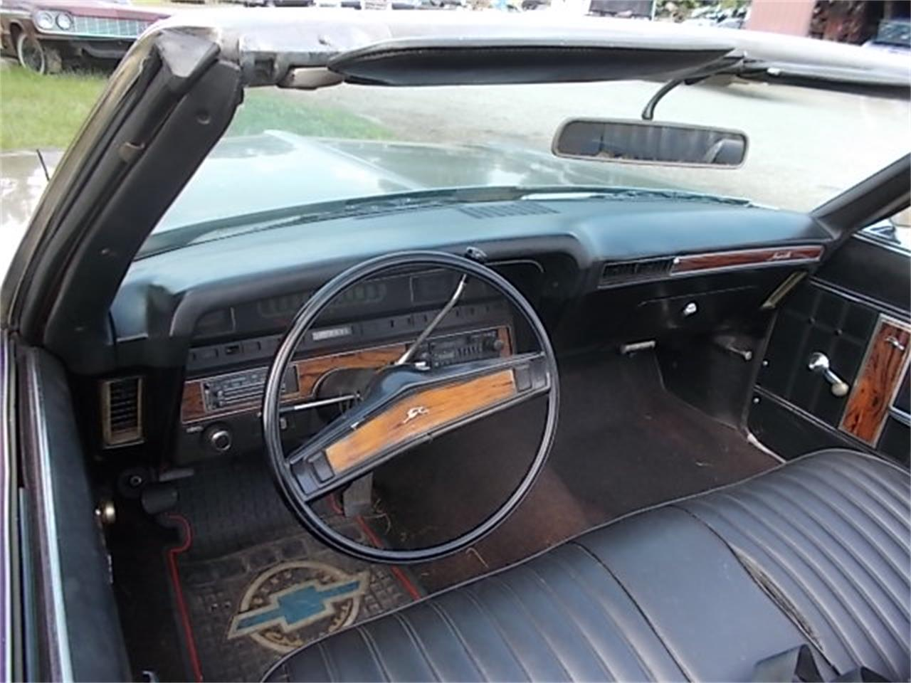 Large Picture of Classic '70 Chevrolet Impala located in Creston Ohio - $9,500.00 Offered by ChevyImpalas.Com - QML6