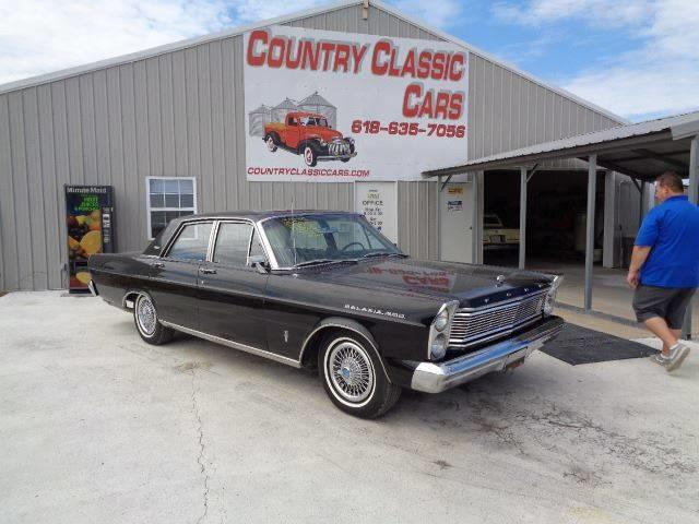Picture of '65 Galaxie 500 - QMLZ