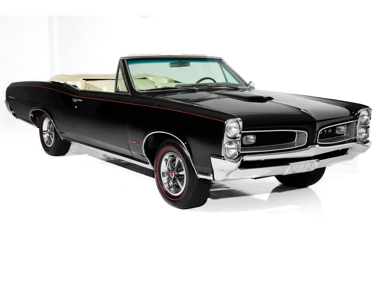Large Picture of '66 GTO - QKZ0