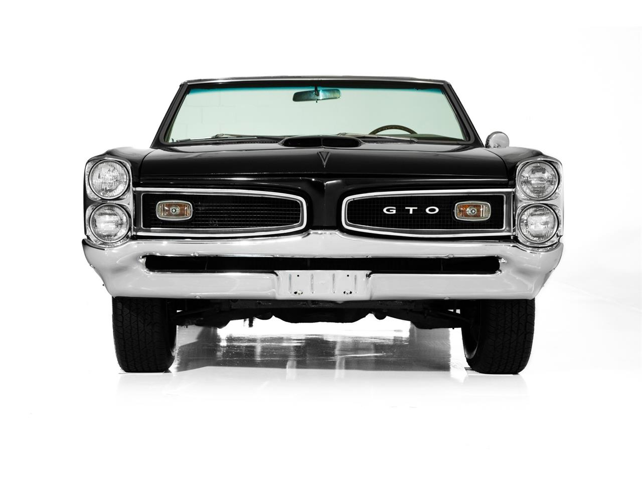 Large Picture of '66 Pontiac GTO located in Iowa - QKZ0
