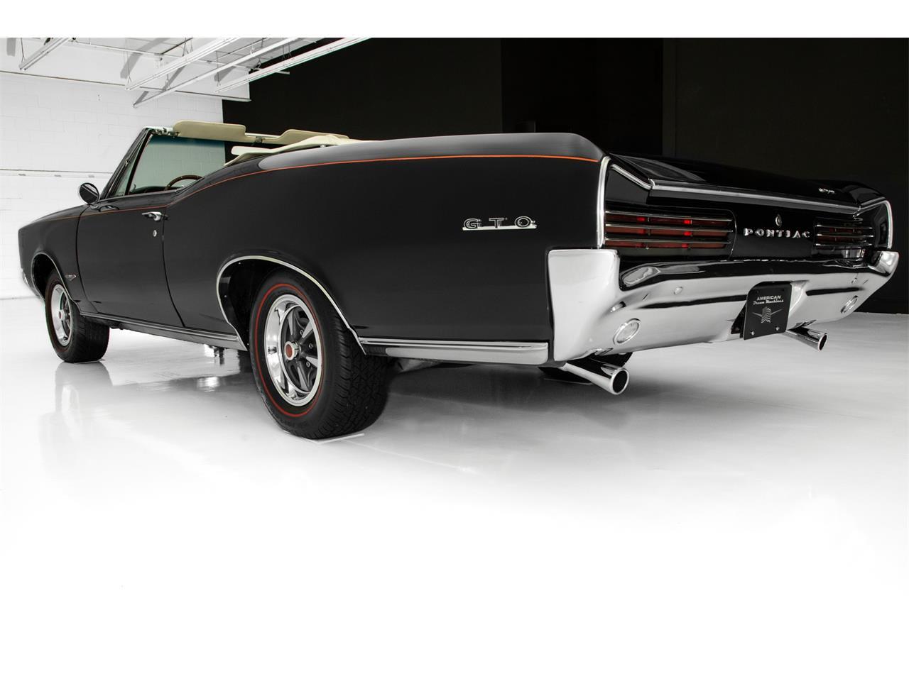 Large Picture of Classic '66 Pontiac GTO - $62,900.00 - QKZ0