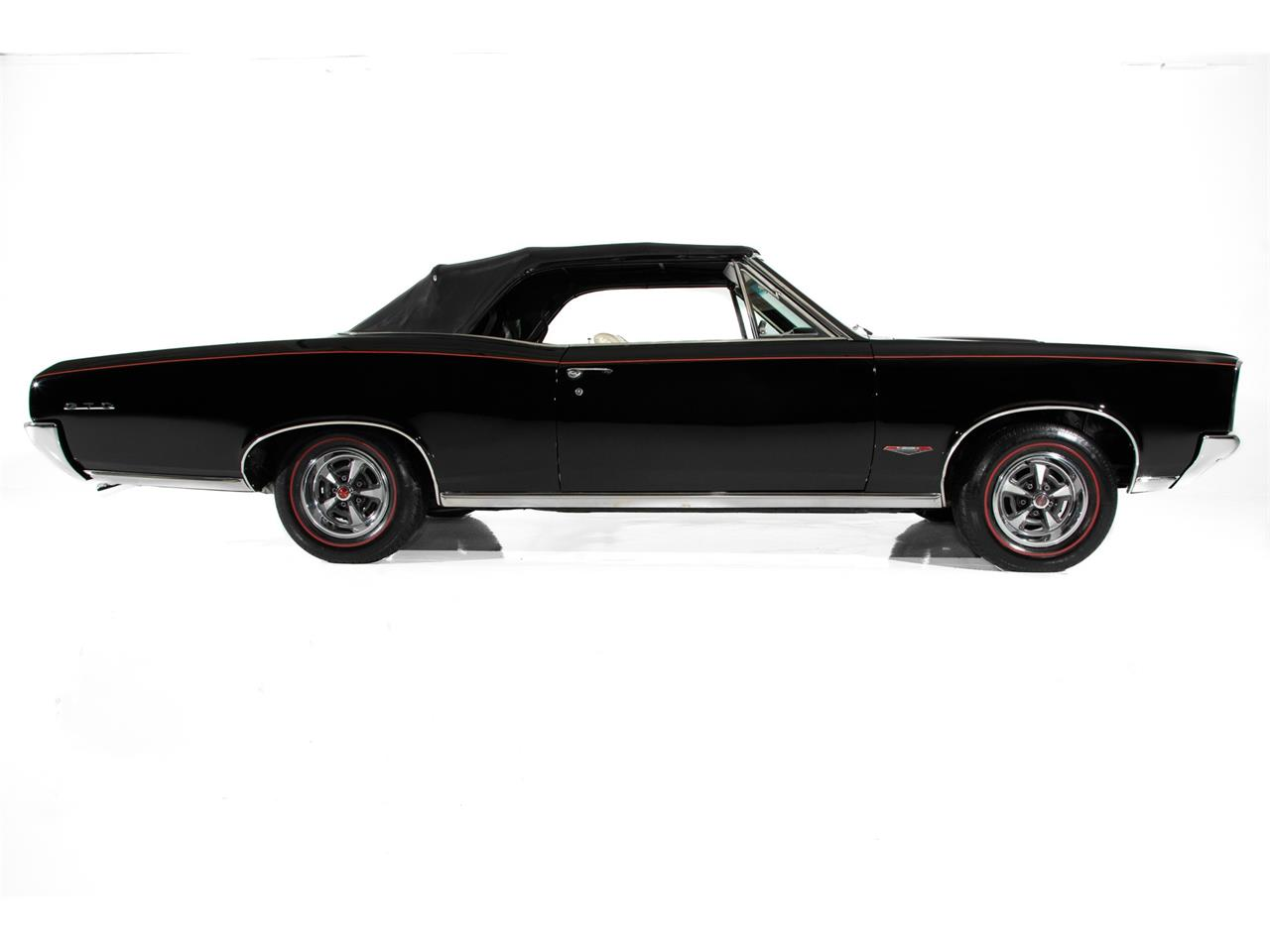 Large Picture of Classic '66 GTO located in Des Moines Iowa Offered by American Dream Machines - QKZ0