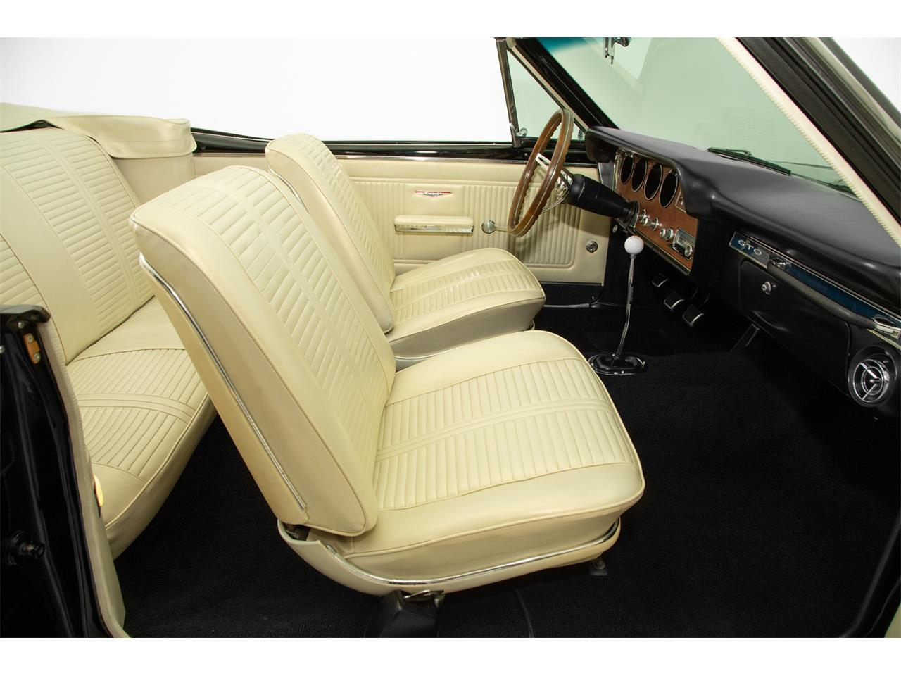Large Picture of Classic 1966 Pontiac GTO located in Iowa - $62,900.00 Offered by American Dream Machines - QKZ0