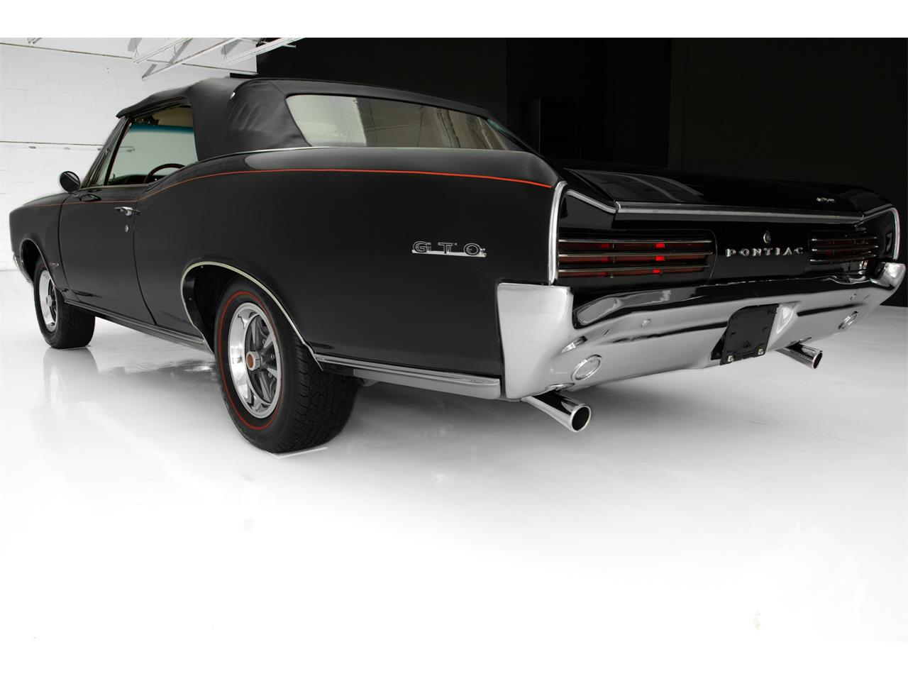 Large Picture of Classic '66 GTO Offered by American Dream Machines - QKZ0