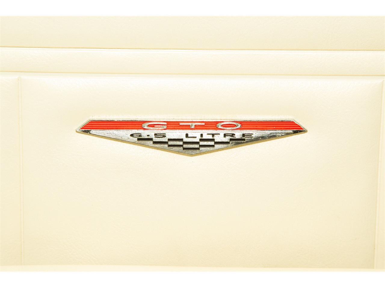 Large Picture of Classic 1966 GTO located in Iowa - $62,900.00 - QKZ0