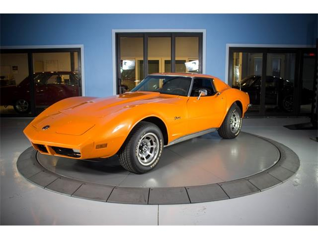 Picture of '73 Corvette - QMMI