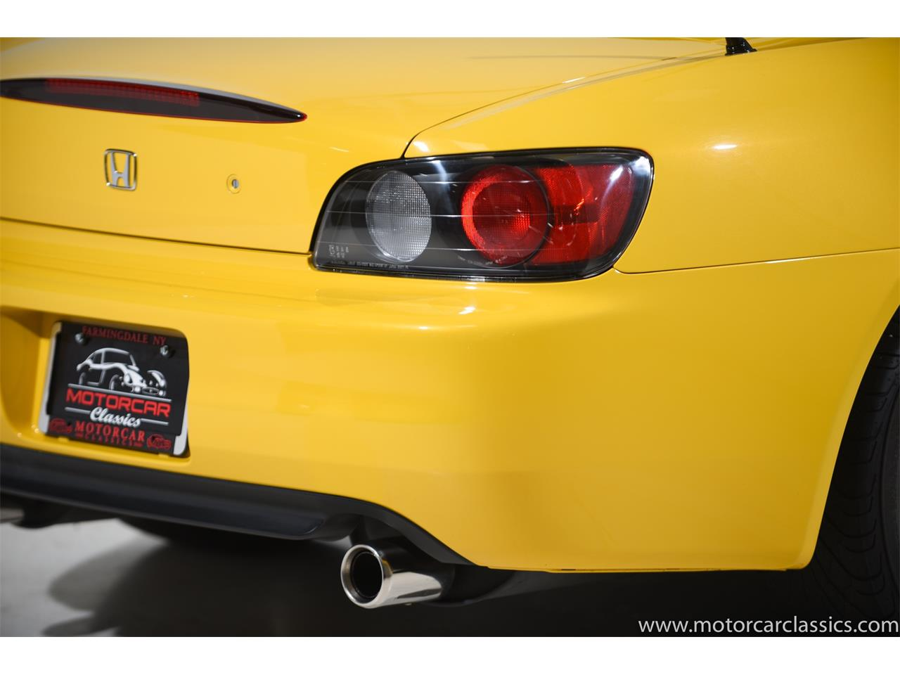 Large Picture of '01 S2000 - QMMJ