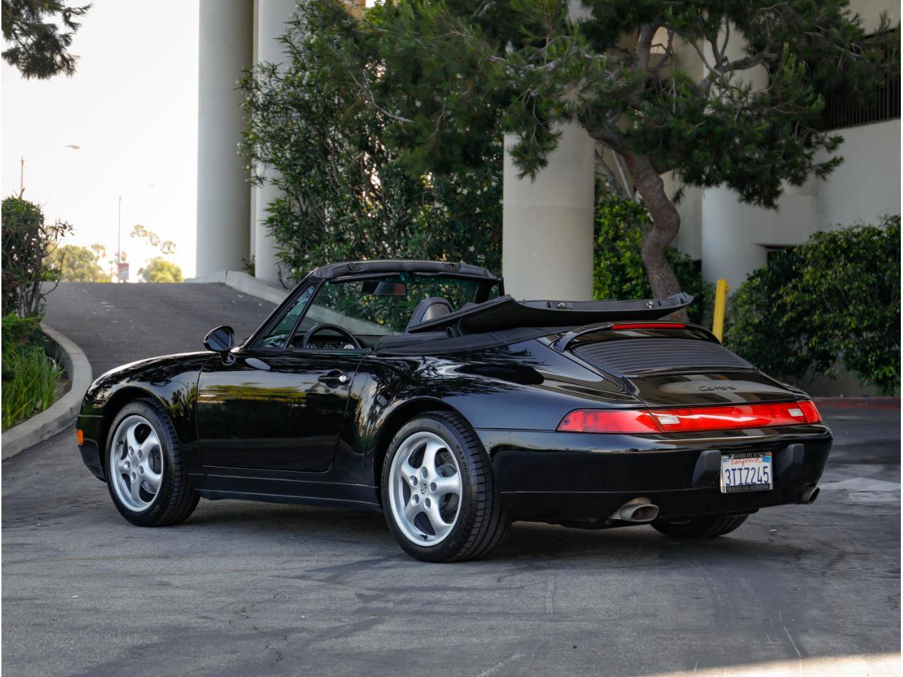 Large Picture of 1997 Porsche 993 located in Marina Del Rey California - $67,500.00 - QKZ2