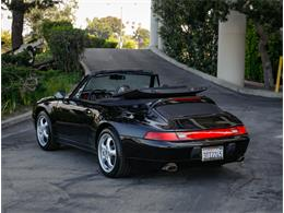 Picture of '97 Porsche 993 located in Marina Del Rey California - $67,500.00 Offered by Chequered Flag International - QKZ2