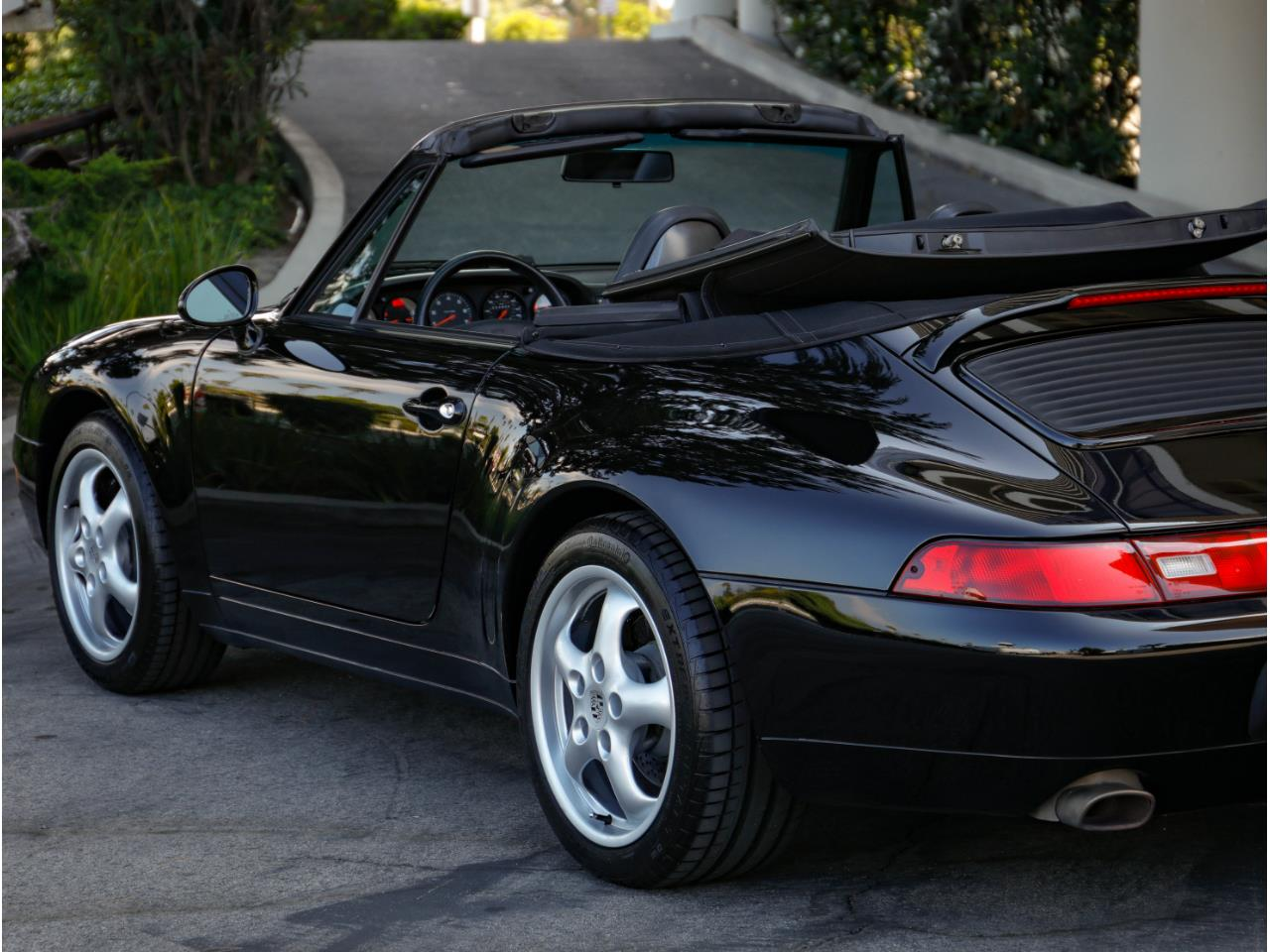Large Picture of 1997 Porsche 993 located in Marina Del Rey California Offered by Chequered Flag International - QKZ2