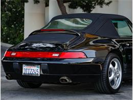 Picture of 1997 Porsche 993 located in California Offered by Chequered Flag International - QKZ2