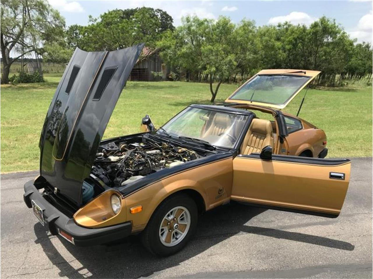 Large Picture of '80 280ZX - QKZ6