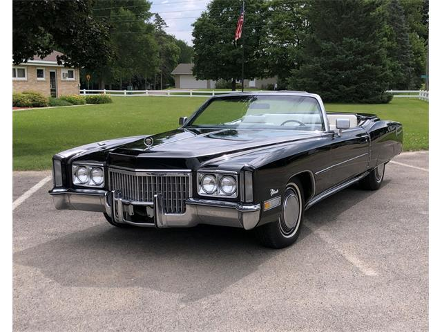 Picture of Classic 1972 Cadillac Eldorado - $21,950.00 Offered by  - QMON