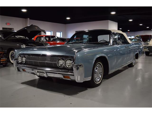 Picture of '63 Continental - QMOO