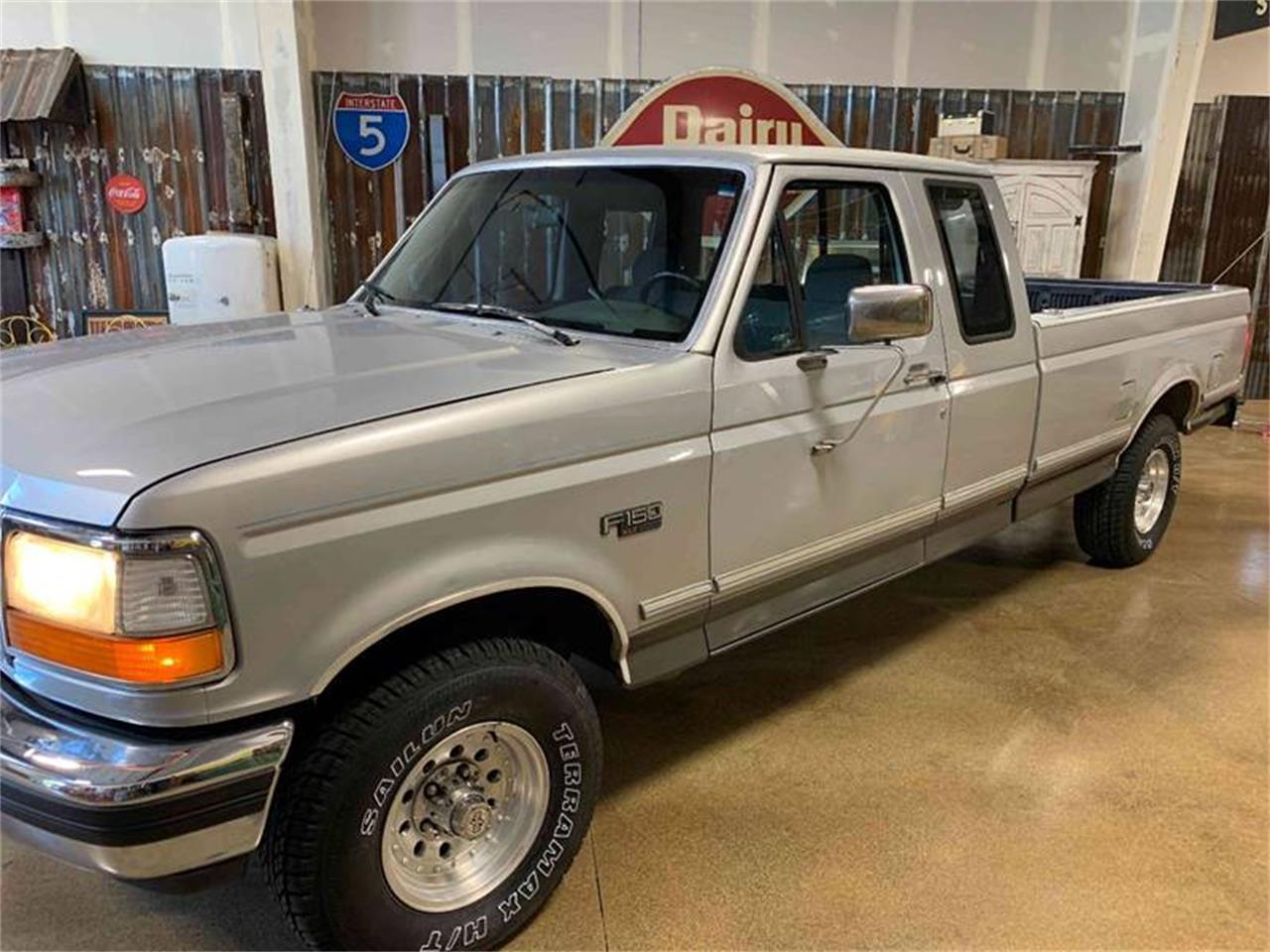 Large Picture of '92 F150 - QKZA