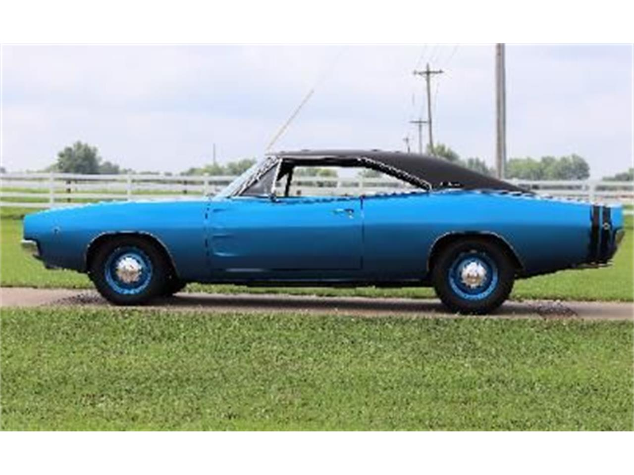 Large Picture of '68 Dodge Charger - $81,995.00 Offered by Classic Car Deals - QMOY