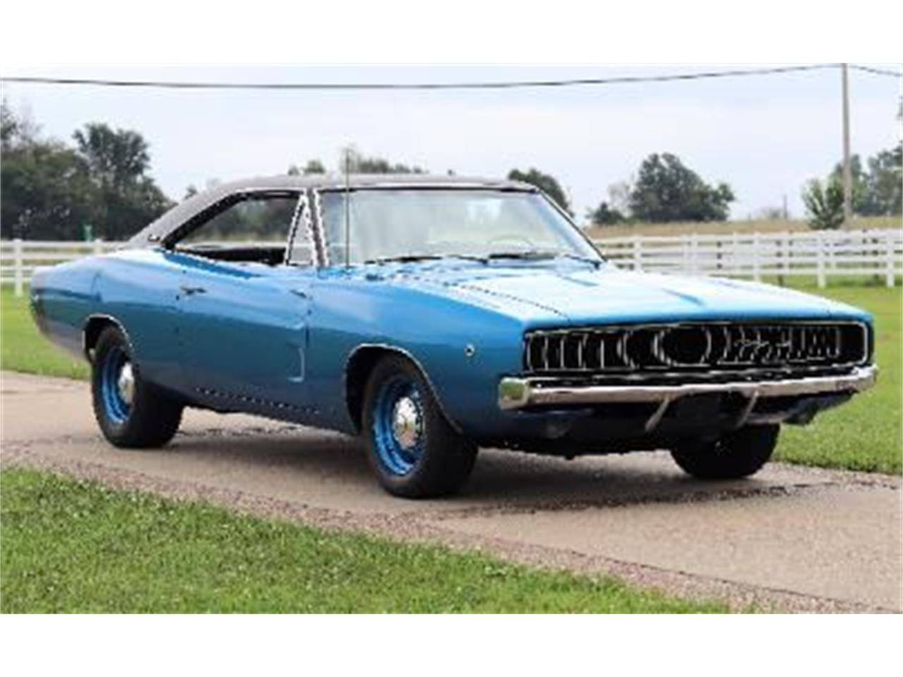 Large Picture of Classic '68 Dodge Charger located in Cadillac Michigan - $81,995.00 - QMOY