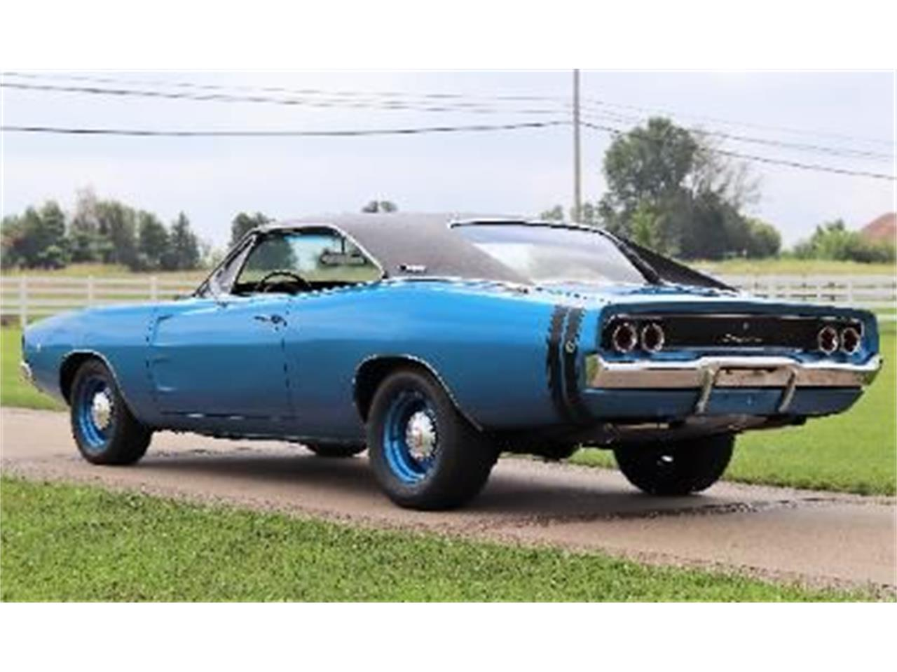 Large Picture of '68 Charger located in Cadillac Michigan - $81,995.00 Offered by Classic Car Deals - QMOY