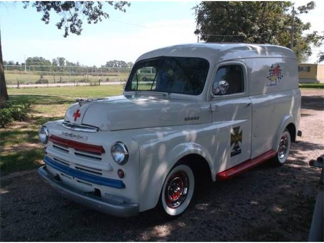 Picture of '48 Dodge Truck located in Michigan - QMPF