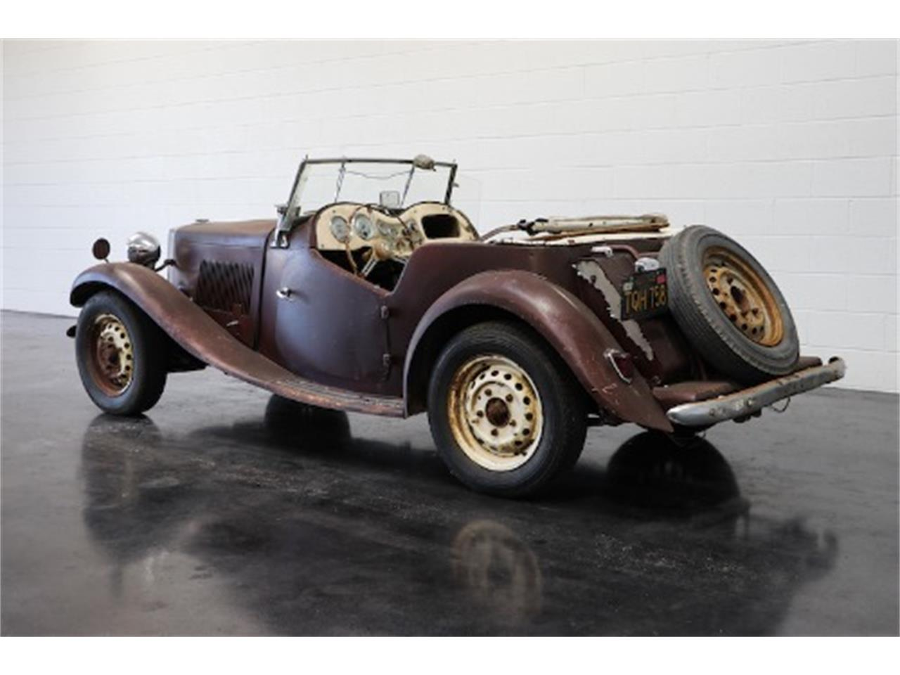 Large Picture of 1954 MG TD - $8,950.00 - QKZF