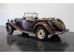 Picture of 1954 MG TD located in Astoria New York - QKZF
