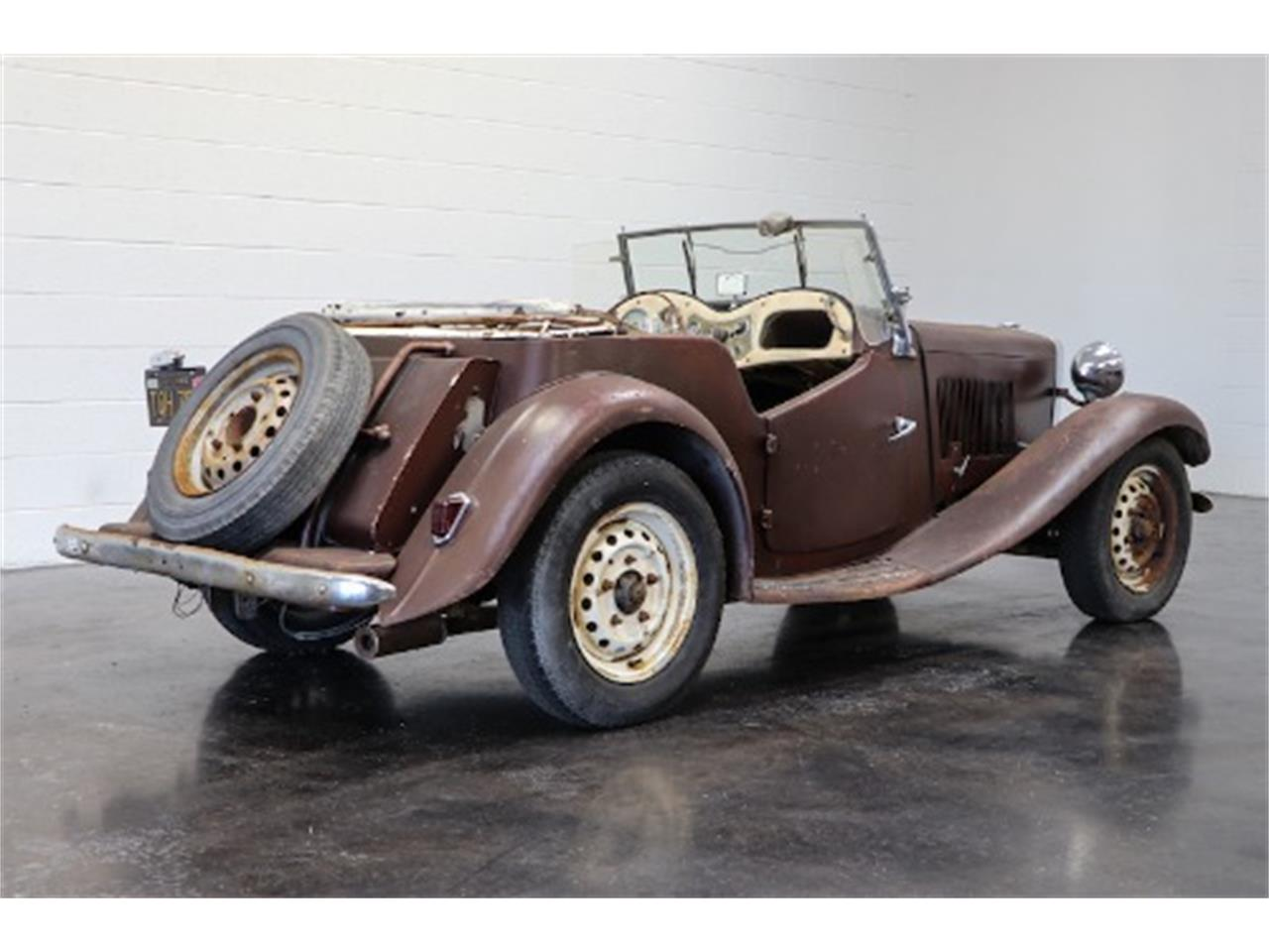 Large Picture of Classic '54 MG TD located in New York Offered by Gullwing Motor Cars - QKZF