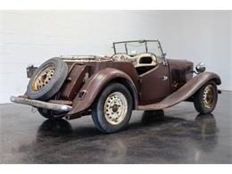 Picture of 1954 MG TD - $8,950.00 Offered by Gullwing Motor Cars - QKZF