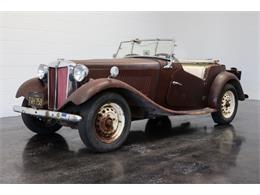 Picture of Classic 1954 TD located in Astoria New York Offered by Gullwing Motor Cars - QKZF