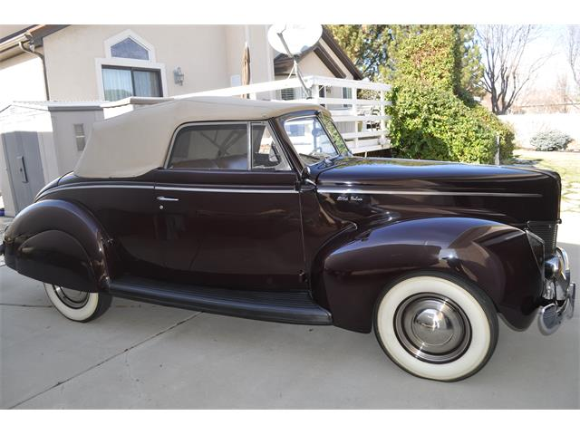 Picture of '40 Convertible located in Utah - $43,000.00 - QMQD