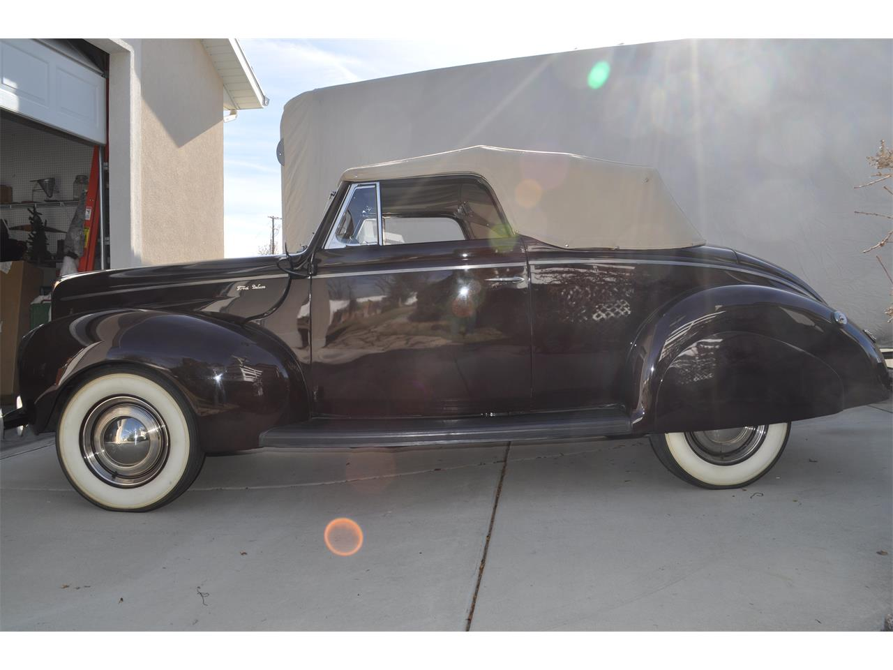 Large Picture of '40 Convertible - QMQD