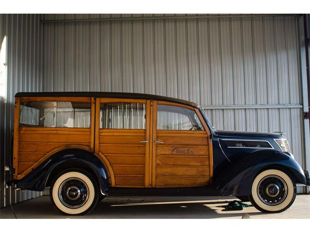 Picture of '37 Woody Wagon - QMQG