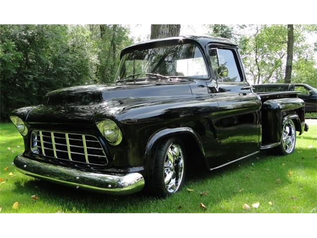 1955 Chevy Truck For Sale >> 1955 Chevrolet Pickup For Sale On Classiccars Com On
