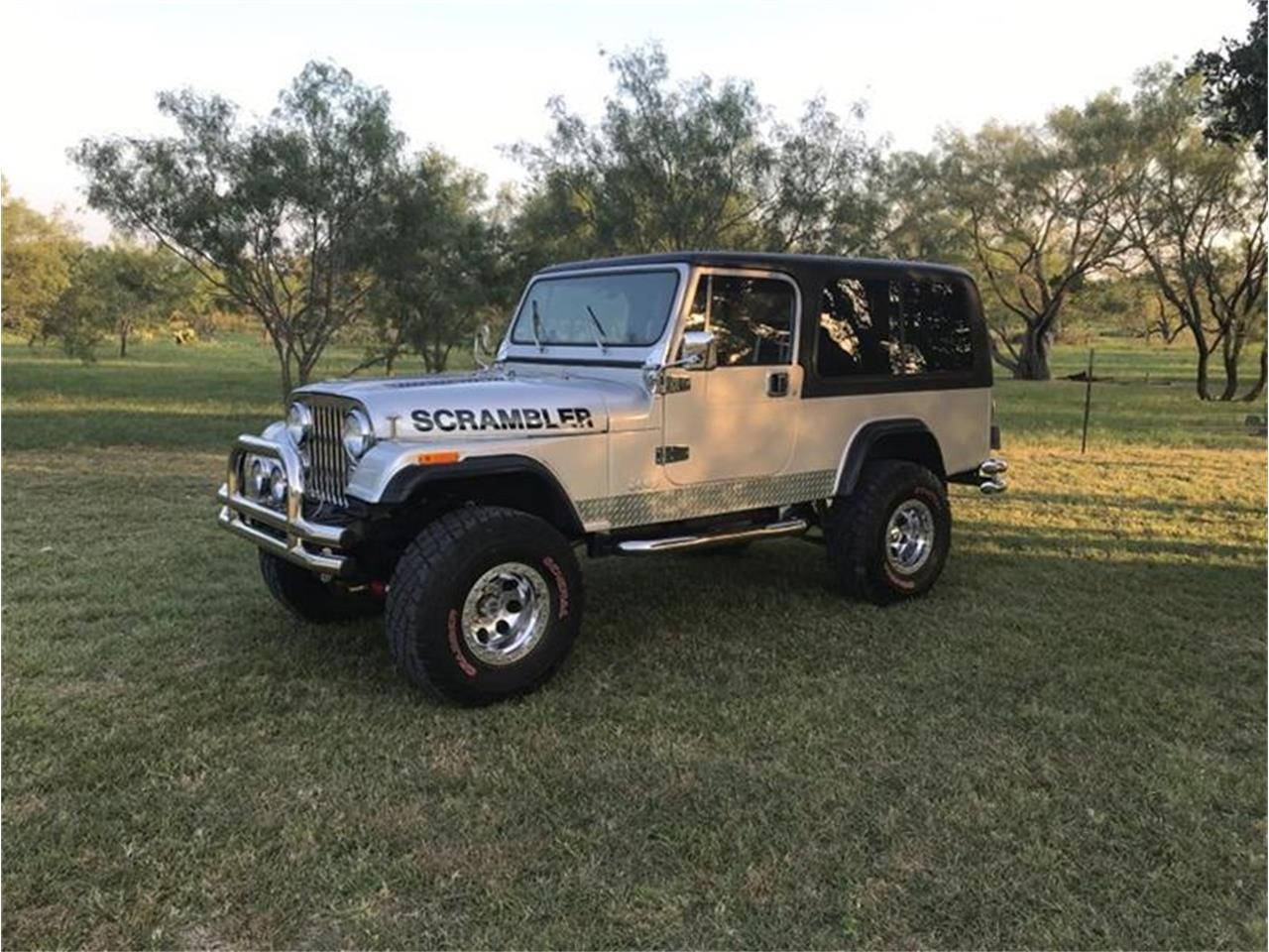 Large Picture of '81 CJ8 Scrambler - QKZH