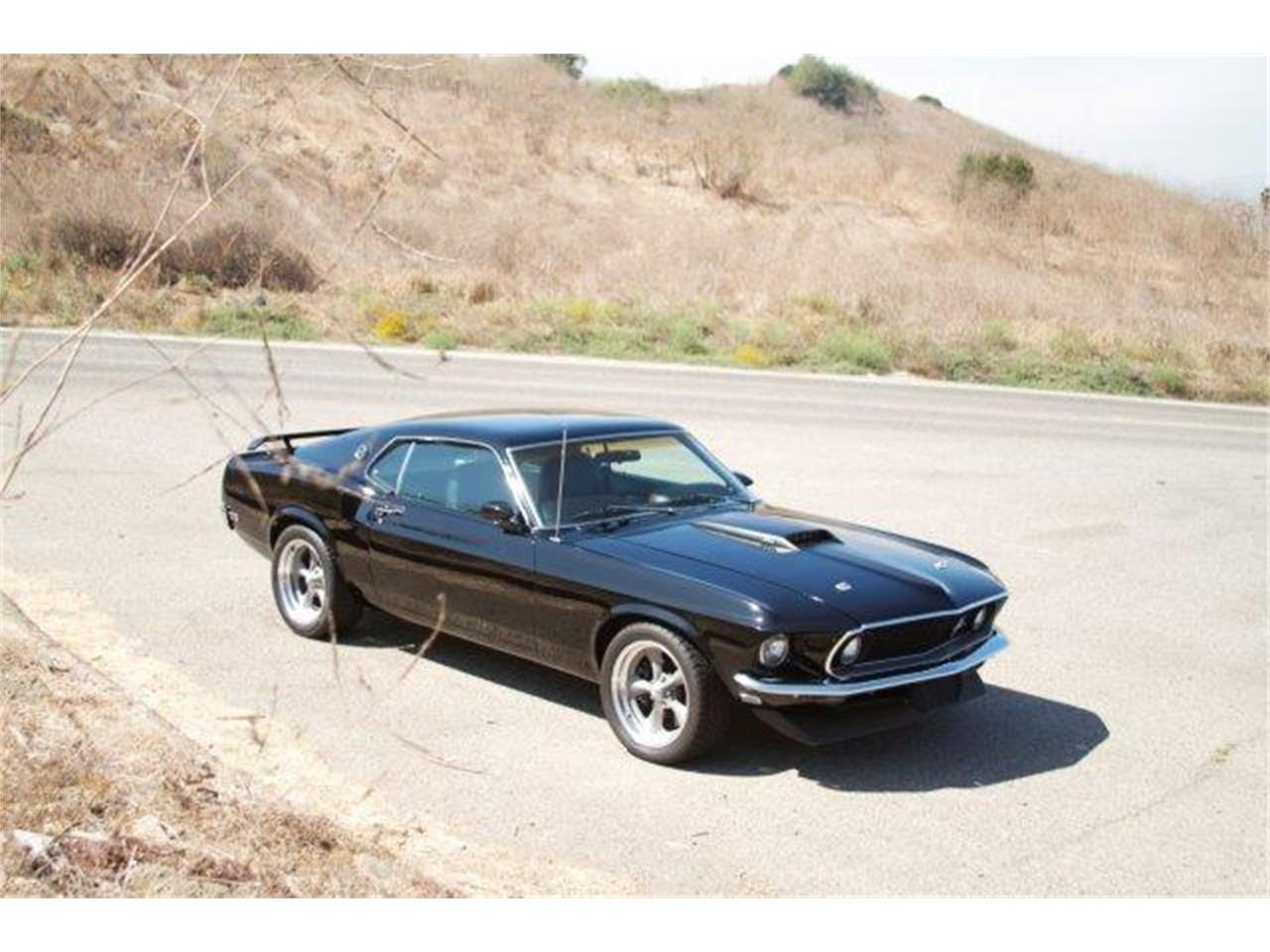 Large Picture of '69 Mustang Mach 1 - QMR1