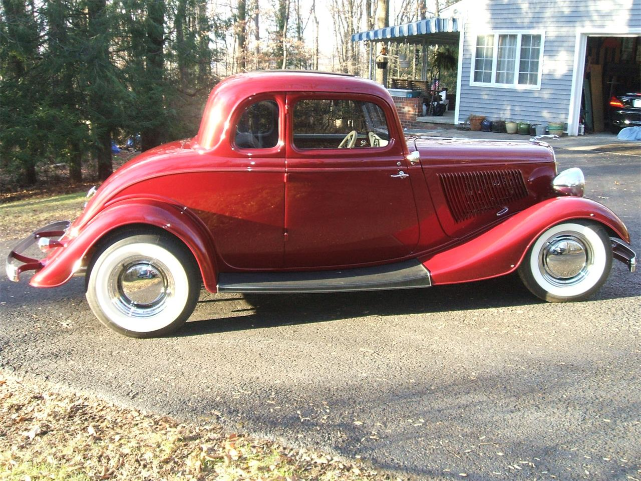 Large Picture of '33 Coupe - QMR5