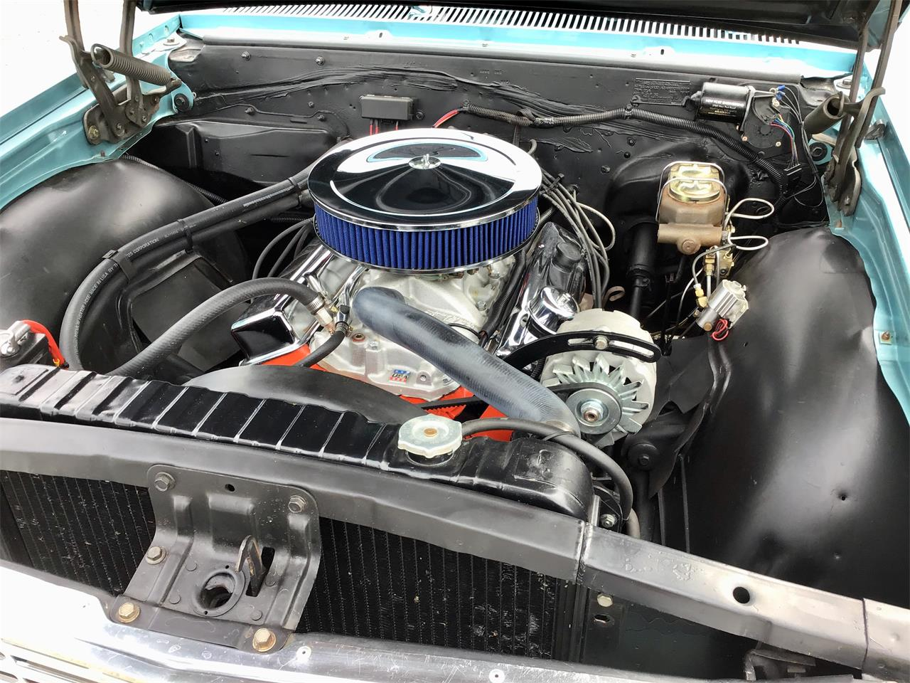 Large Picture of '64 Malibu SS - QMR7