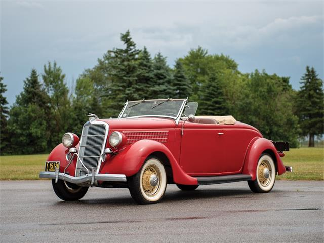 Picture of '35 Roadster Auction Vehicle Offered by  - QMRQ