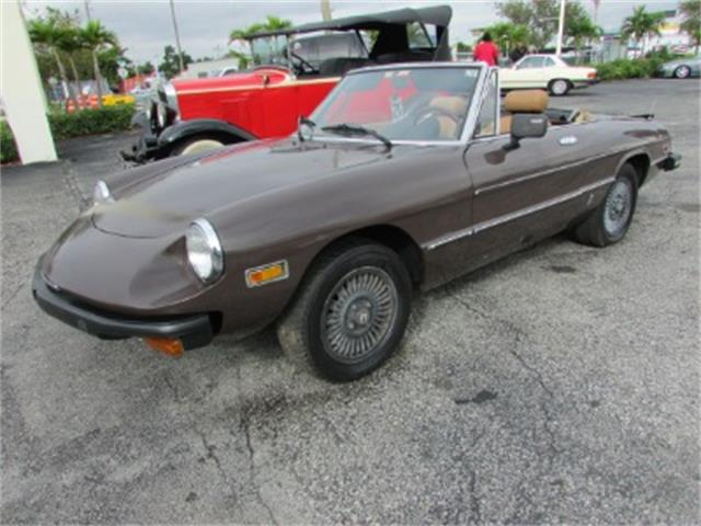 Picture of '79 Giulietta Spider - QMS6