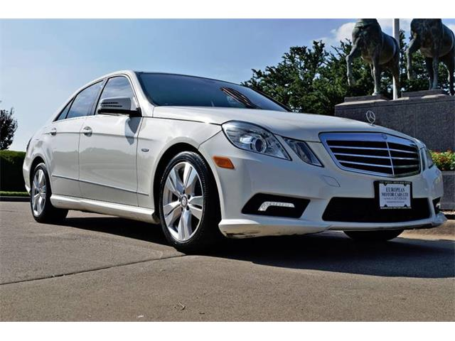 Picture of '11 E-Class - QMSL