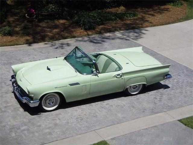 Picture of '57 Thunderbird - QMT7
