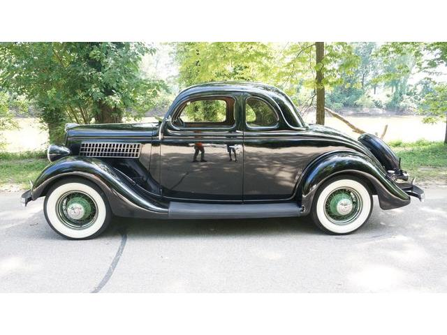 Picture of '35 Model 48 - QMTA