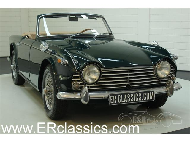Picture of '67 TR4 - QMTB