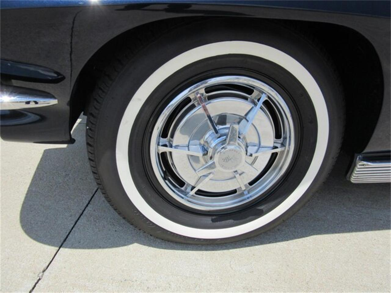 Large Picture of 1963 Corvette located in Greenwood Indiana - $119,000.00 Offered by Ray Skillman Classic Cars - QKZR