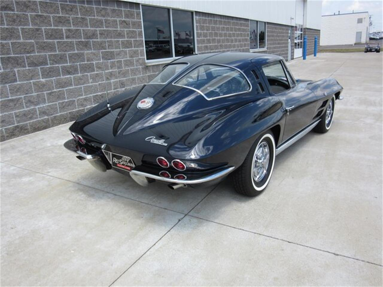 Large Picture of '63 Corvette located in Indiana - $119,000.00 Offered by Ray Skillman Classic Cars - QKZR