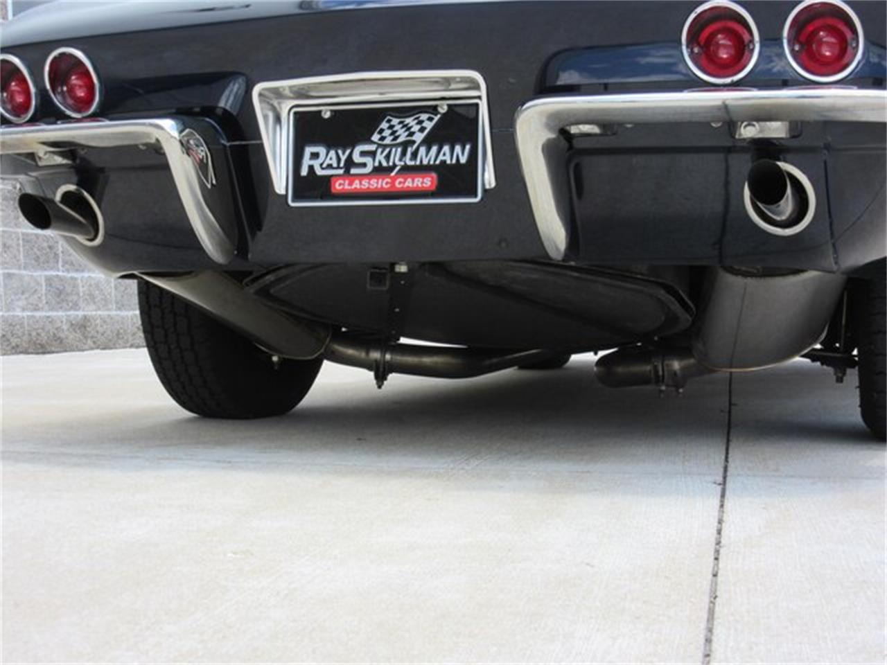 Large Picture of '63 Corvette Offered by Ray Skillman Classic Cars - QKZR